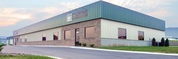 Teague Construction Building