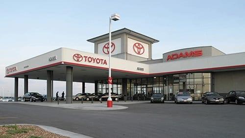 Automotive Dealerships