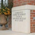 louisburg-methodist-memorial-stone